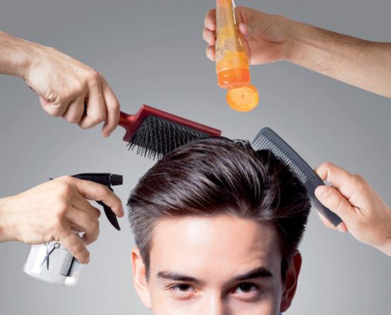 Kết quả hình ảnh cho dưỡng tóc nam