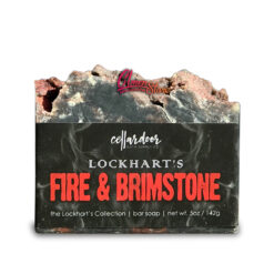 Fire And Brimstone Soap