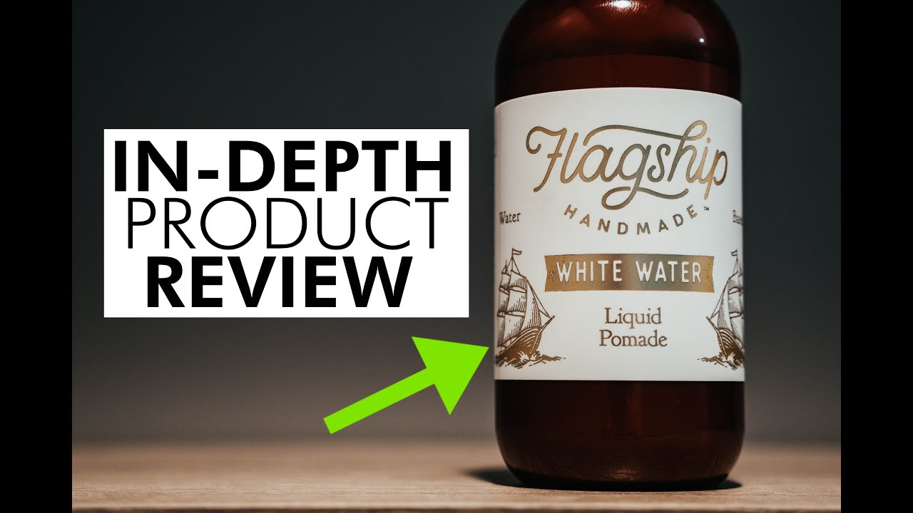 Flagship White Water – Liquid Pomade
