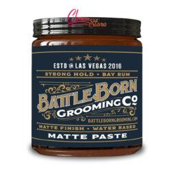 battle born matte paste