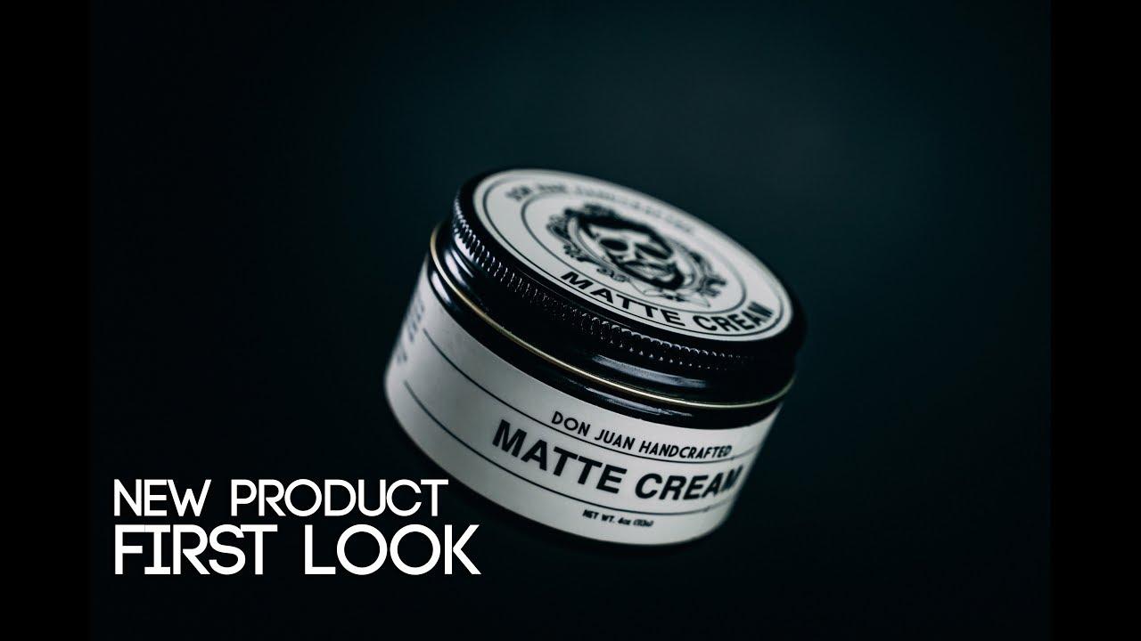 don juan matte cream
