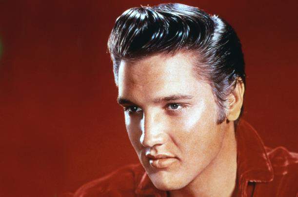 Elvis Presley's Pompadour